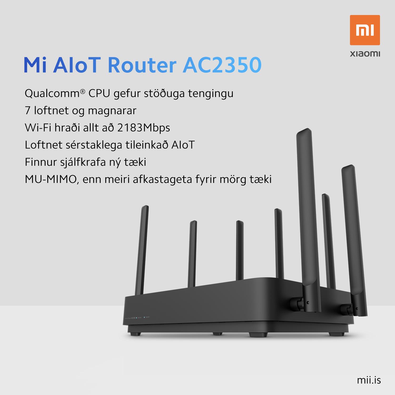 Mi AIoT AC2350 Router