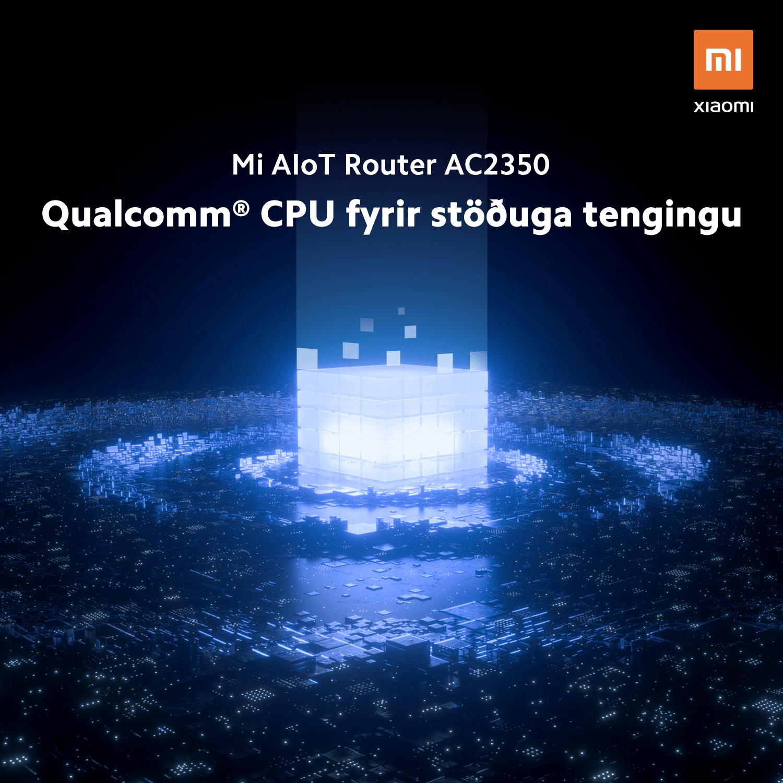 Mi AIoT AC2350 Router - Qualcomm CPU