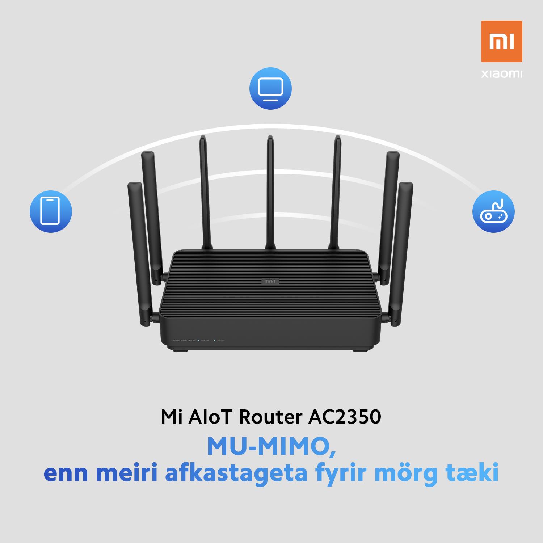 Mi AIoT AC2350 Router - MU-MIMO