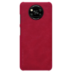 Qin Leather - Red